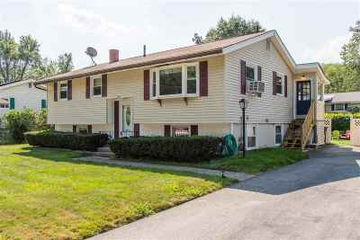 Nashua Single Family Home Active Under Contract: 1 Richmond Street