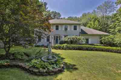 Bedford Single Family Home Active Under Contract: 3 Hunters Road