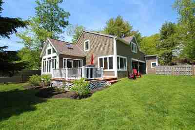 Single Family Home For Sale: 52 Esker Road
