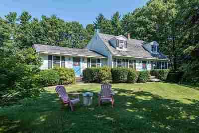 York Single Family Home For Sale: 252 Us Route 1 Route