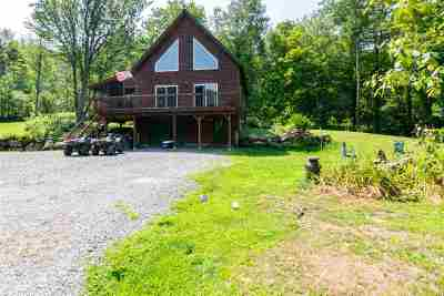 Waterville Single Family Home For Sale: 1200 Codding Hollow Road