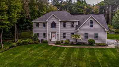 Dunbarton Single Family Home For Sale: 36 Tucker Hill Road