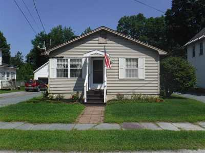 Fair Haven Single Family Home Active Under Contract: 9 Grape Street
