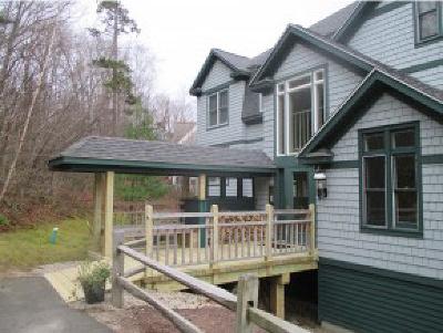 Waterville Valley Rental For Rent: 6 Bear Brook Lane #J-3