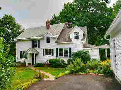 Essex Single Family Home For Sale: 22 Prospect Street