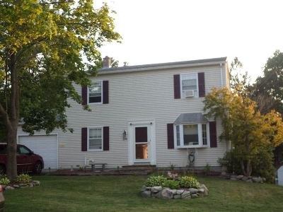 Nashua Single Family Home For Sale: 34 Meade St