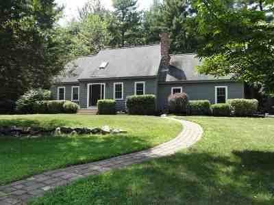 Milford Single Family Home For Sale: 121 Homestead Circle