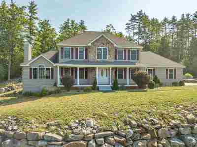 Weare Single Family Home Active Under Contract: 42 Rolling Hill Drive