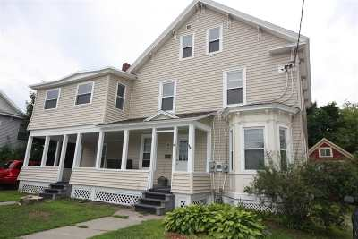 Franklin County Multi Family Home For Sale: 12 York Street