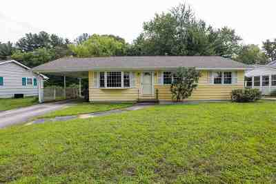 Manchester Single Family Home For Sale: 243 Gabrielle Street
