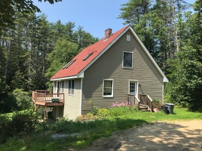 Tilton Single Family Home For Sale: 110 Colby Road
