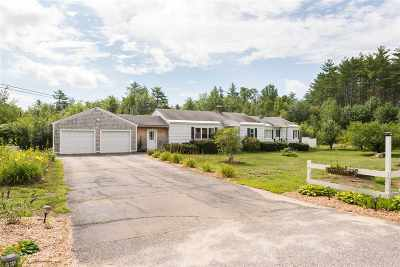 Moultonborough Single Family Home For Sale: 37 Lees Mill Road