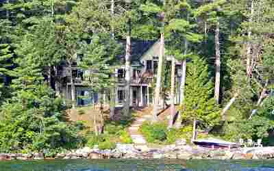 Wolfeboro Single Family Home For Sale: 124 Broadside Road
