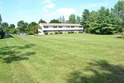 Chittenden County Condo/Townhouse For Sale: 86 Shirley Circle Circle
