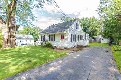 Manchester Single Family Home For Sale: 172 Holly Avenue
