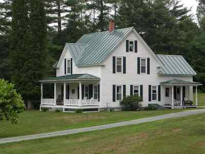 Ryegate Single Family Home Active Under Contract: 39 Stone Road