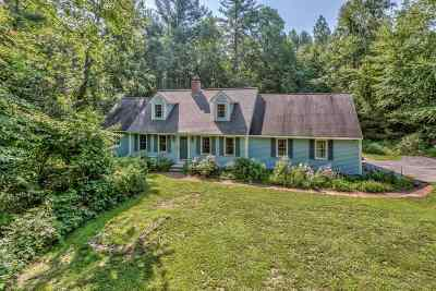 Amherst Single Family Home For Sale: 131 Amherst Street
