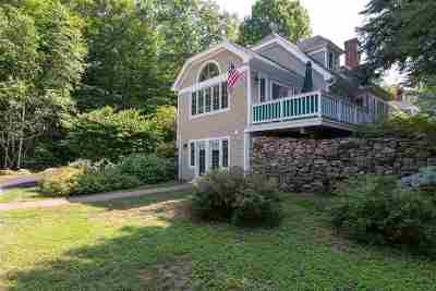 Meredith Single Family Home For Sale: 11 Grouse Hollow Road