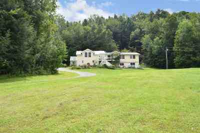 Chittenden County Single Family Home For Sale: 260 Weaver Rd