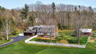Strafford County Single Family Home For Sale: 120 County Farm Cross Road
