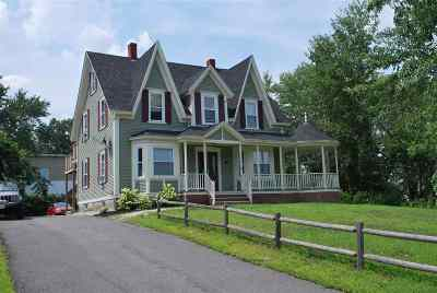 Goffstown Multi Family Home For Sale: 20 College Road