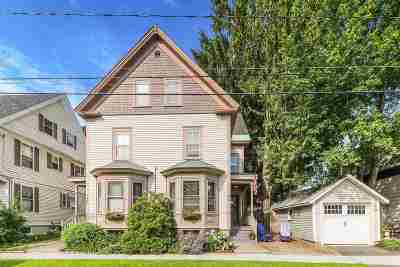 Portsmouth Single Family Home Active Under Contract: 346 Union Street
