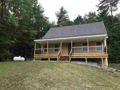 Washington Single Family Home For Sale: L252 Adams Drive