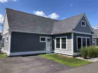 Condo/Townhouse For Sale: 377 Ocean Boulevard #Model