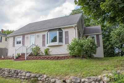 Nashua Single Family Home Active Under Contract: 130 Bowers Street