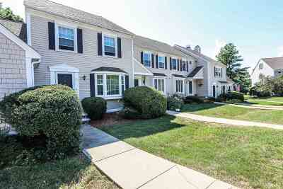 Nashua Condo/Townhouse For Sale: 25 Meadowview Circle