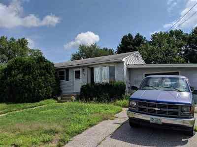 Manchester Single Family Home For Sale: 390 S. Porter Street