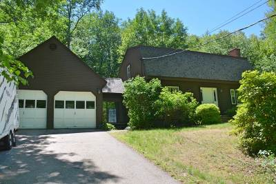 Gilford NH Single Family Home For Sale: $169,900