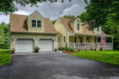 Goffstown Single Family Home For Sale: 16 Black Brook Road