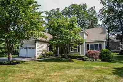 Single Family Home For Sale: 23 Parkman Brook Lane