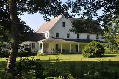 Merrimack County Single Family Home For Sale: 101 Morrill Road