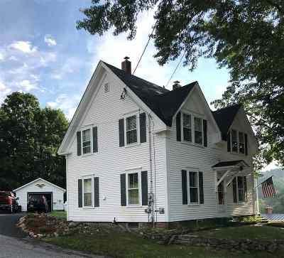 Ashland Single Family Home For Sale: 23 Cottage Street