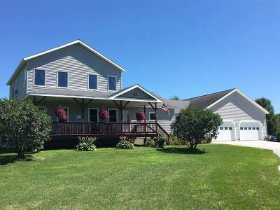 Franklin County Single Family Home For Sale: 21 Kellogg Road