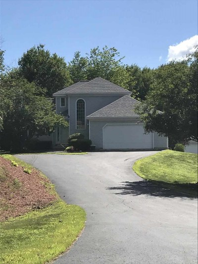 Bristol Single Family Home For Sale: 58 Windridge Road #37