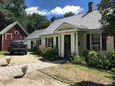 Barnet Single Family Home For Sale: 1711 Us Rte 5 South