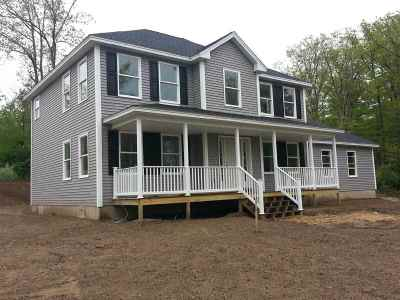 Loudon Single Family Home For Sale: 222 Lower Ridge Road Street