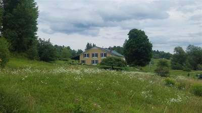 Franklin County Single Family Home For Sale: 27 Ide-L Acres Road