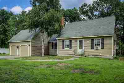 Litchfield Single Family Home For Sale: 17 Mayflower Drive