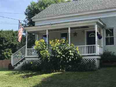 Addison County Single Family Home For Sale: 17 Panton Road