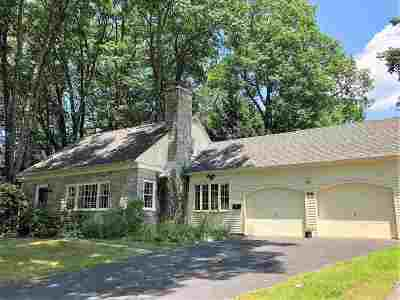 Concord Single Family Home For Sale: 46 Ridge Road