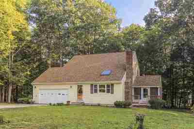 Laconia Single Family Home For Sale: 259 Hillcrest Drive