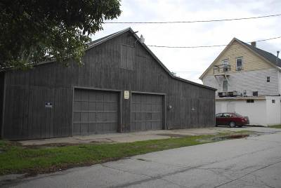 Concord Commercial For Sale: 4 106b Harrison St./South State St. Street