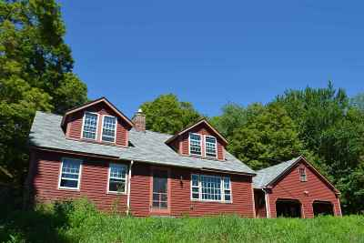 East Montpelier Single Family Home For Sale: 362 Horn Of The Moon Road