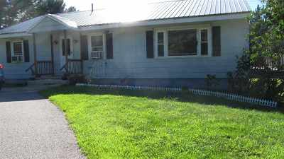 Laconia Single Family Home For Sale: 187 Country Club Road