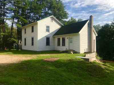 Plymouth Rental For Rent: 463 Daniel Webster Hwy Apt A Highway