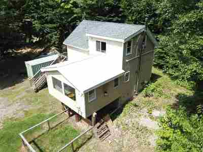 Burke Single Family Home For Sale: 188 Camp Road